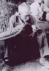 Charles W. Gehrke, circa 1928.